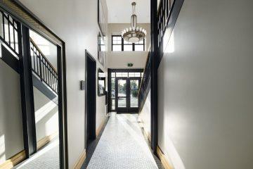 Costume Property Apartments Interior Hallway