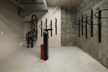 Costume Property Apartments Community Bike Storage