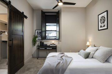 Costume Property Apartment Unit Bedroom