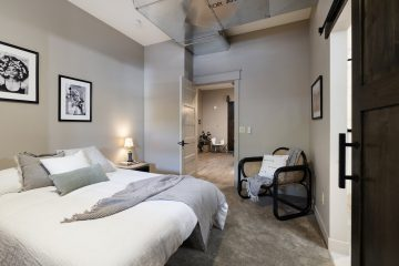 Costume Property Apartments Bedroom Interior